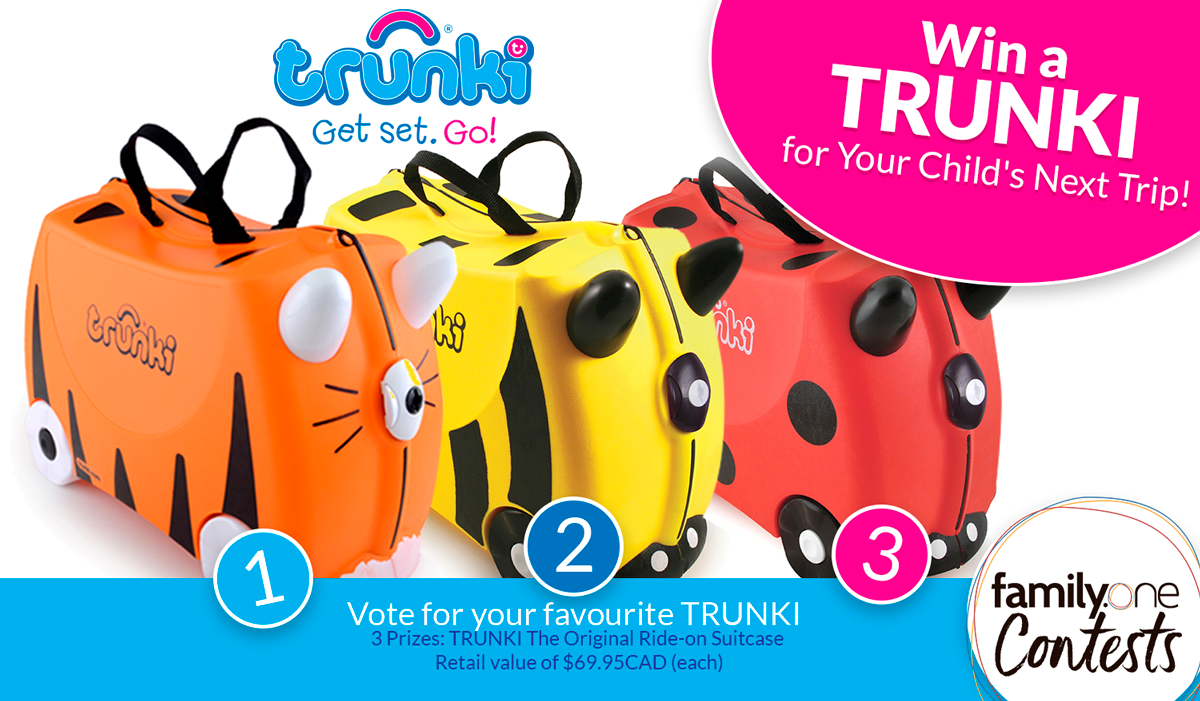 Trunki contest