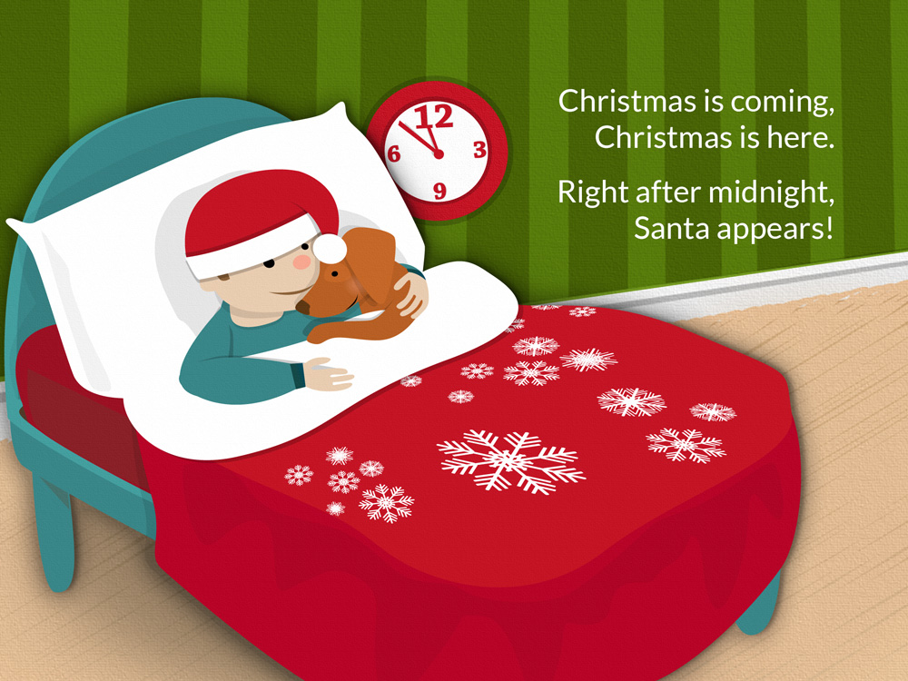 Santa eBook family one page02