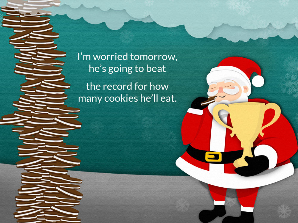 Santa eBook family one page06