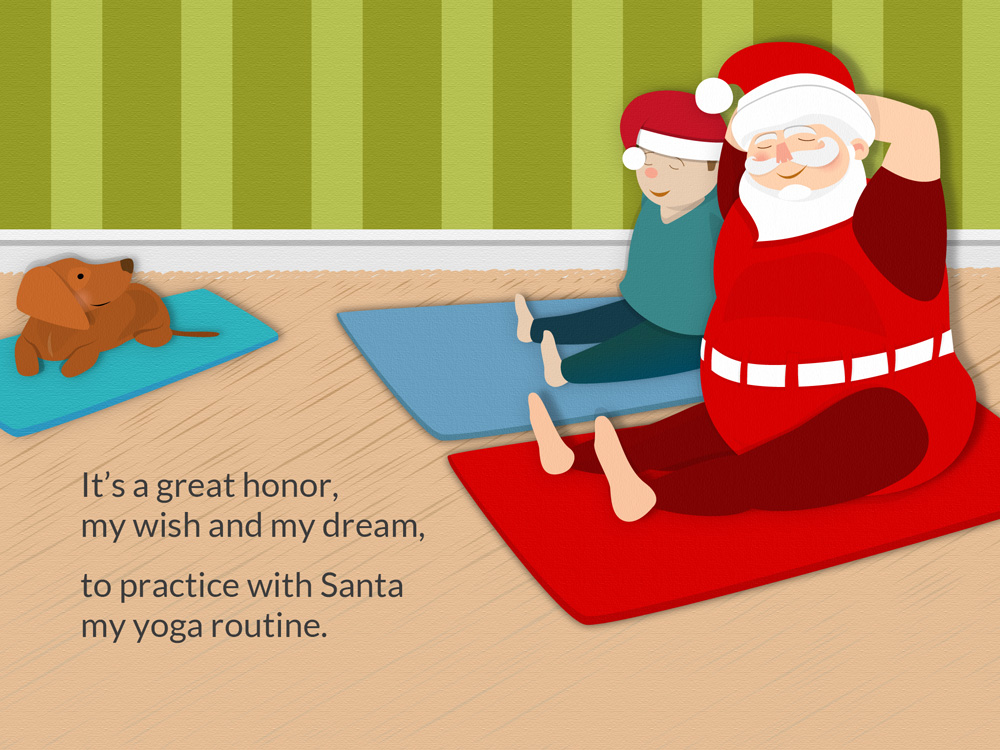 Santa eBook family one page07
