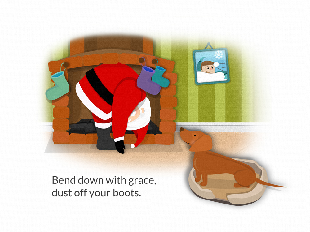 Santa eBook family one page10