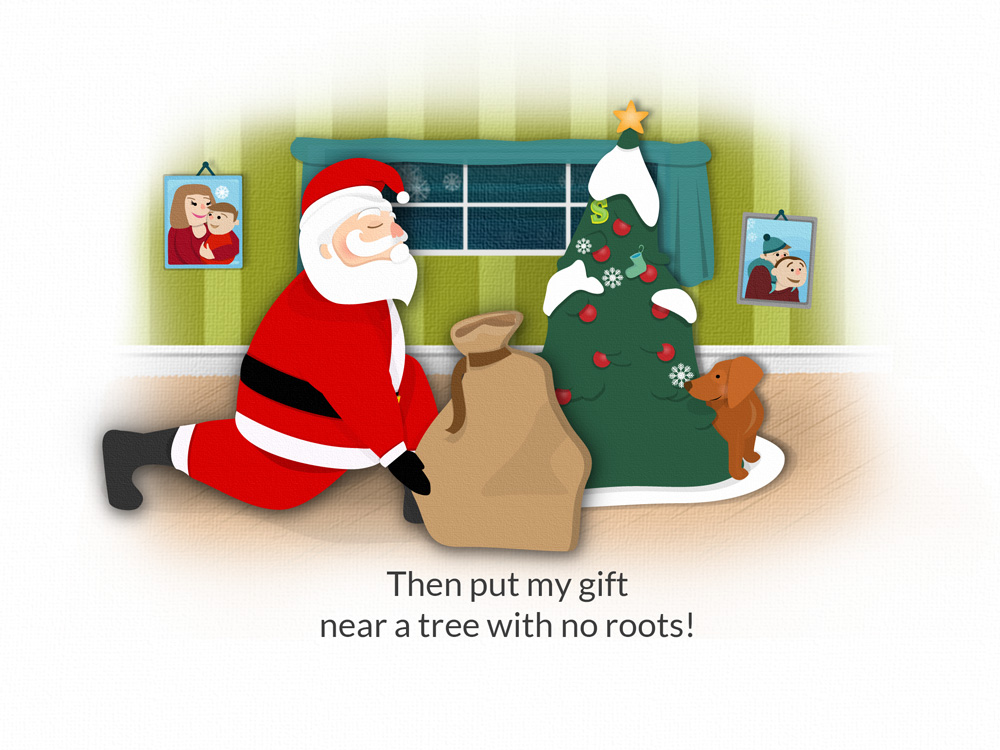 Santa eBook family one page11