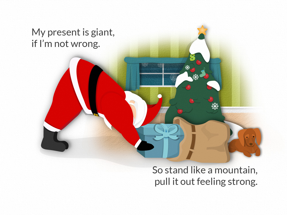 Santa eBook family one page12