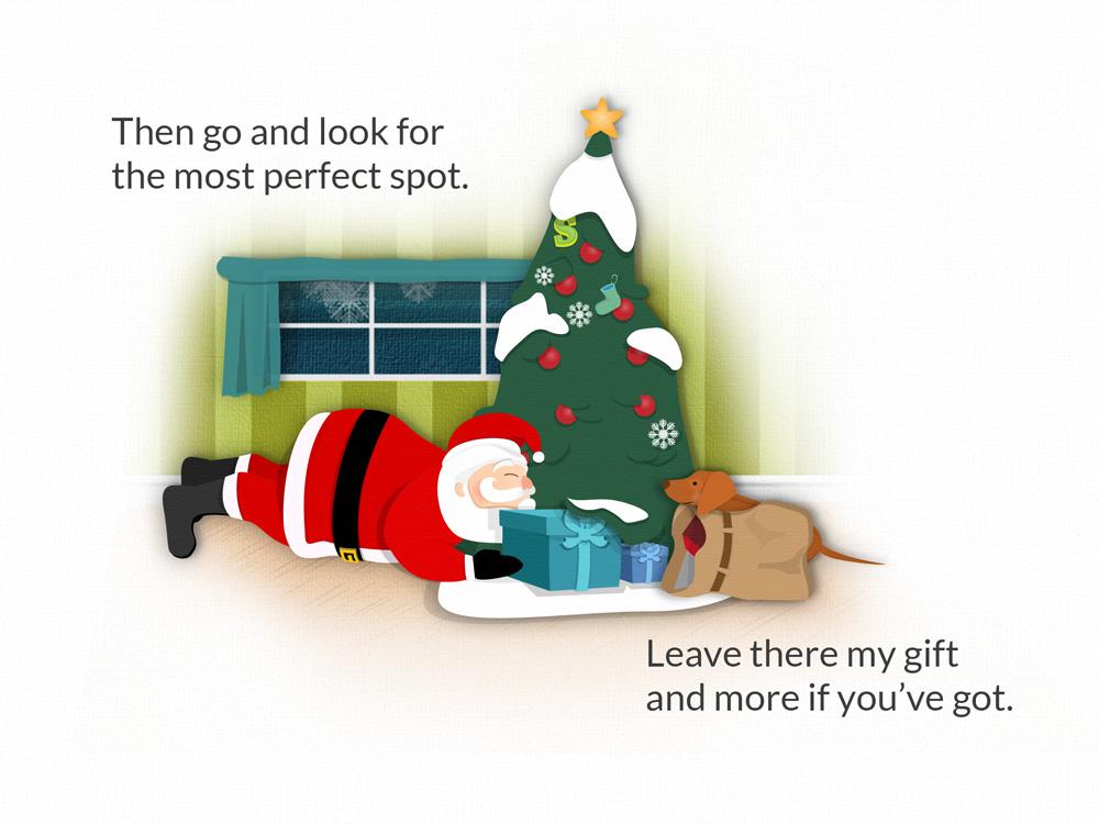 Santa eBook family one page13