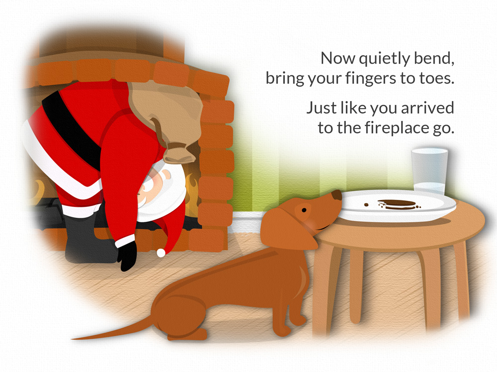 Santa eBook family one page17