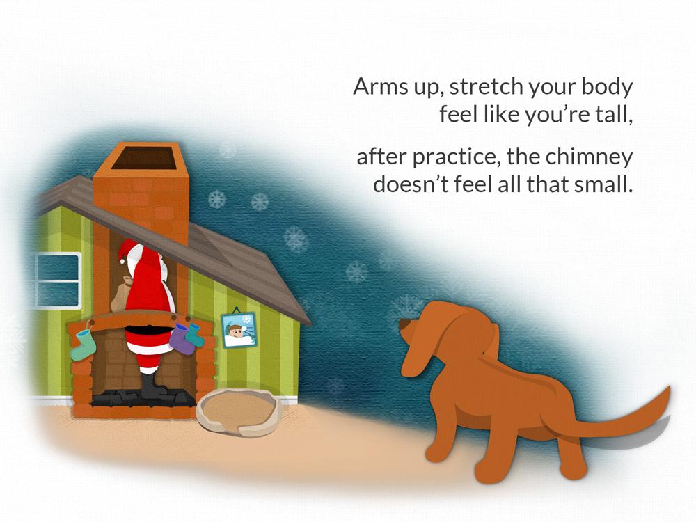 Santa eBook family one page18